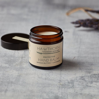 Mango Butter and Lavender Hand Balm - Hawthorn Handmade Skincare