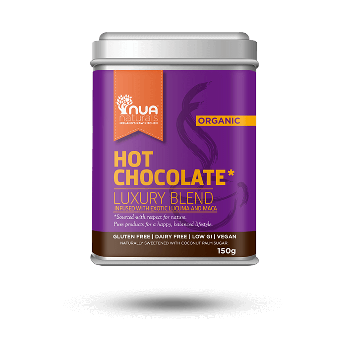 Luxury Hot Chocolate - Nua Naturals