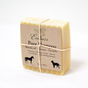 Pure Pet Shampoo - Janni Bars