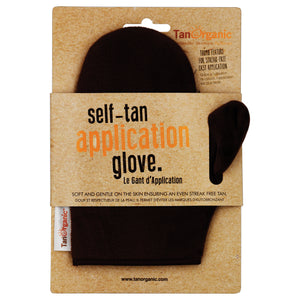Luxury Tanning Mitt - Tan Organic