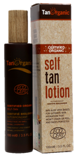 Load image into Gallery viewer, Self Tan Lotion - Tan Organic