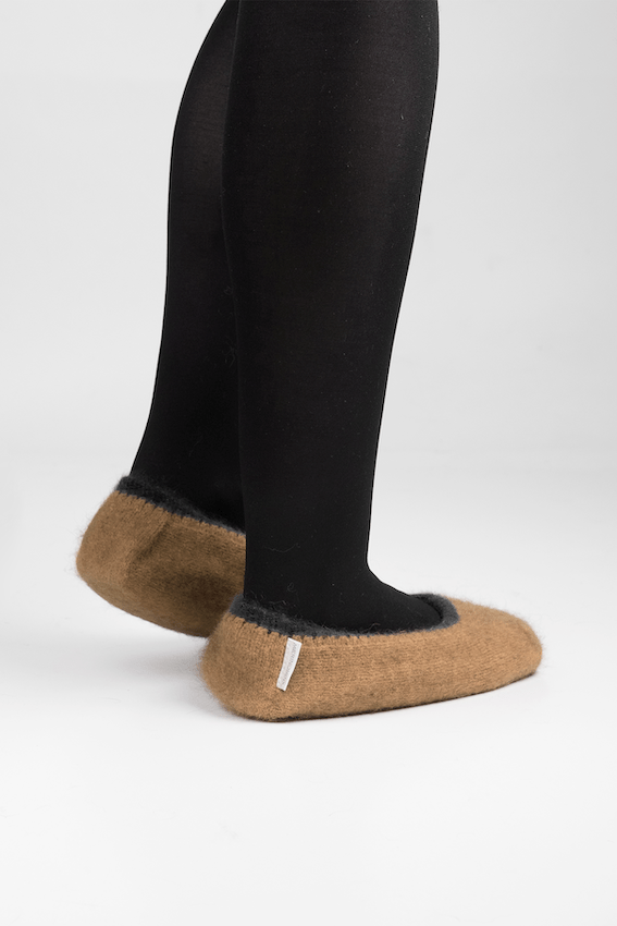 In-flight Slipper - Danny's Knitwear