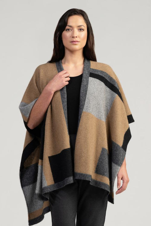 Empress Resort Wrap - Danny's Knitwear