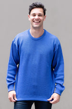 Heavy-Weight Crew Neck Jumper - Danny's Knitwear