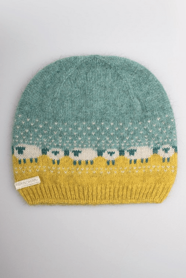 Kids Sheep Beanie - Danny's Knitwear