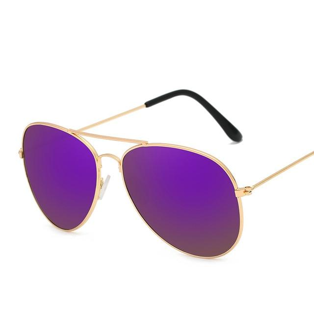 Retro Outdoor Driving Sunglasses