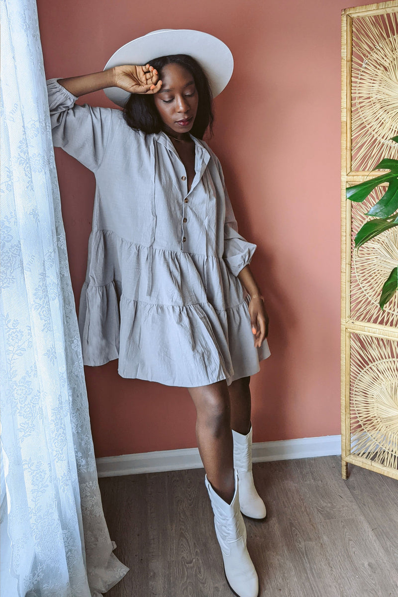 Avalon Smock Dress