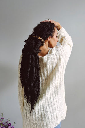 Imani Oversized Sweater