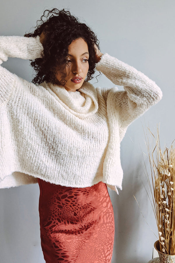 Poetic Knit Sweater