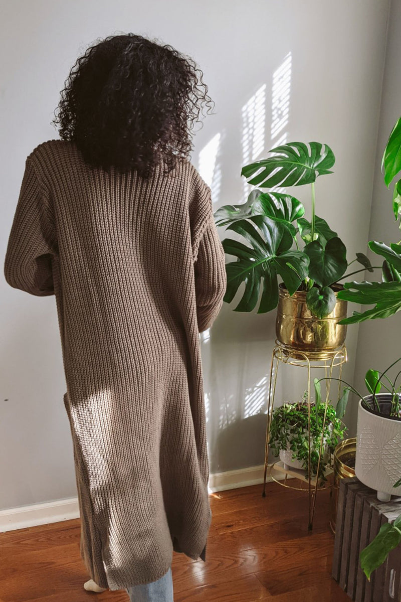 Lately Knit Cardi