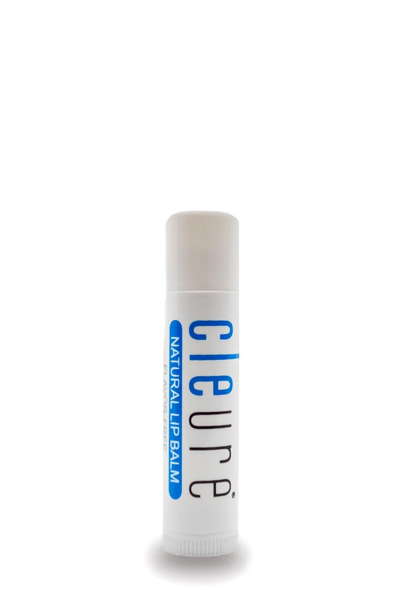 Lip Balm with Shea Butter - Organic, No Flavor