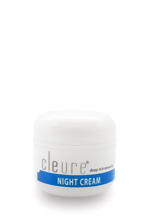 Night Cream: Anti-Aging for Sensitive Skin