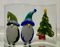 Holiday Glass Art