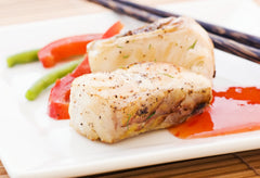 Black Grouper Fillets 1 lb