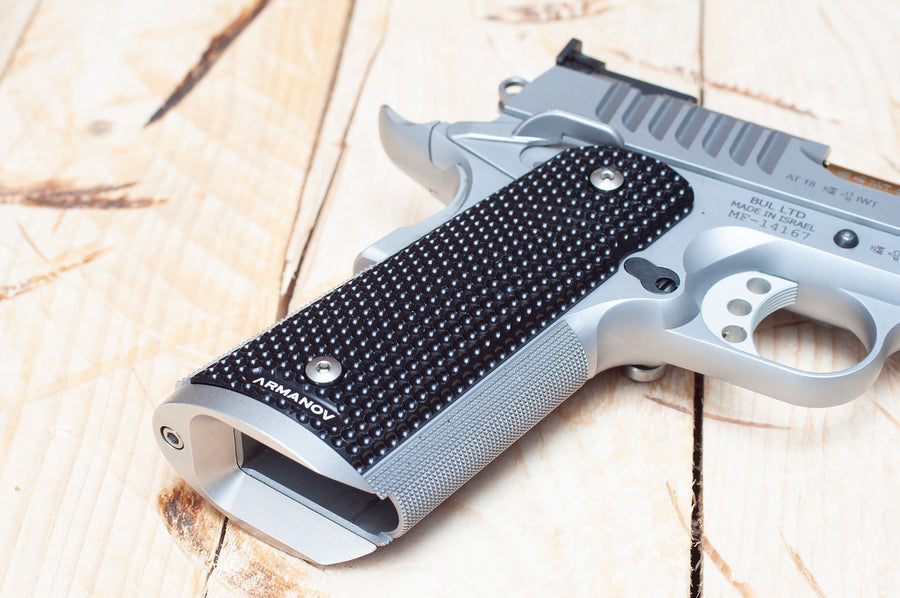 SpidErgo Pistol Grips for 1911 pistols