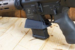 XL Magwell for AR15 Milspec and similar receivers