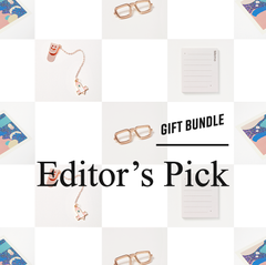 The Naked Desk Gift Bundle - The Editor's Pick