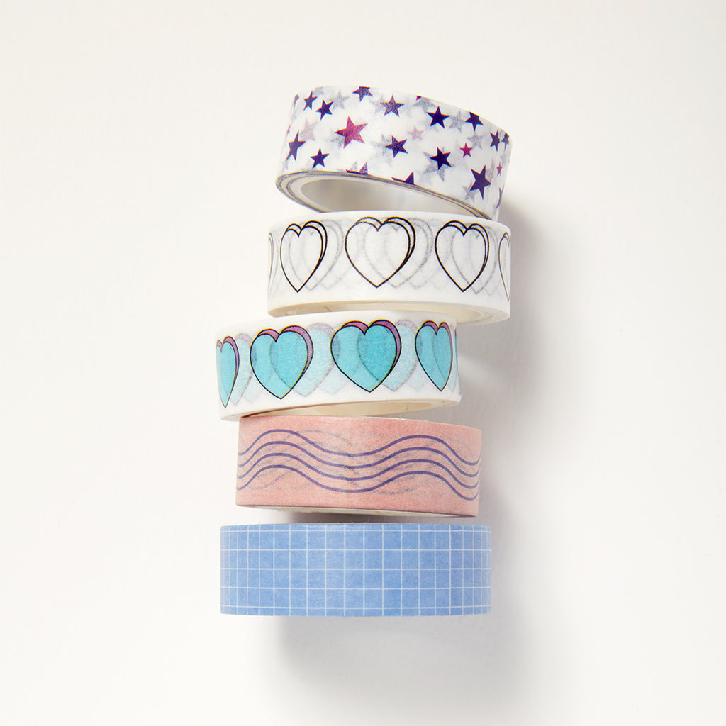 Washi Tape Stack