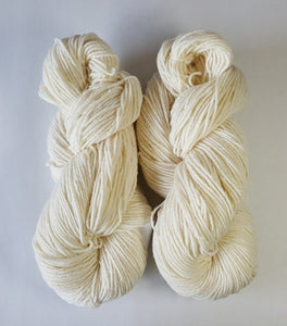 Cormo Worsted Yarn, natural