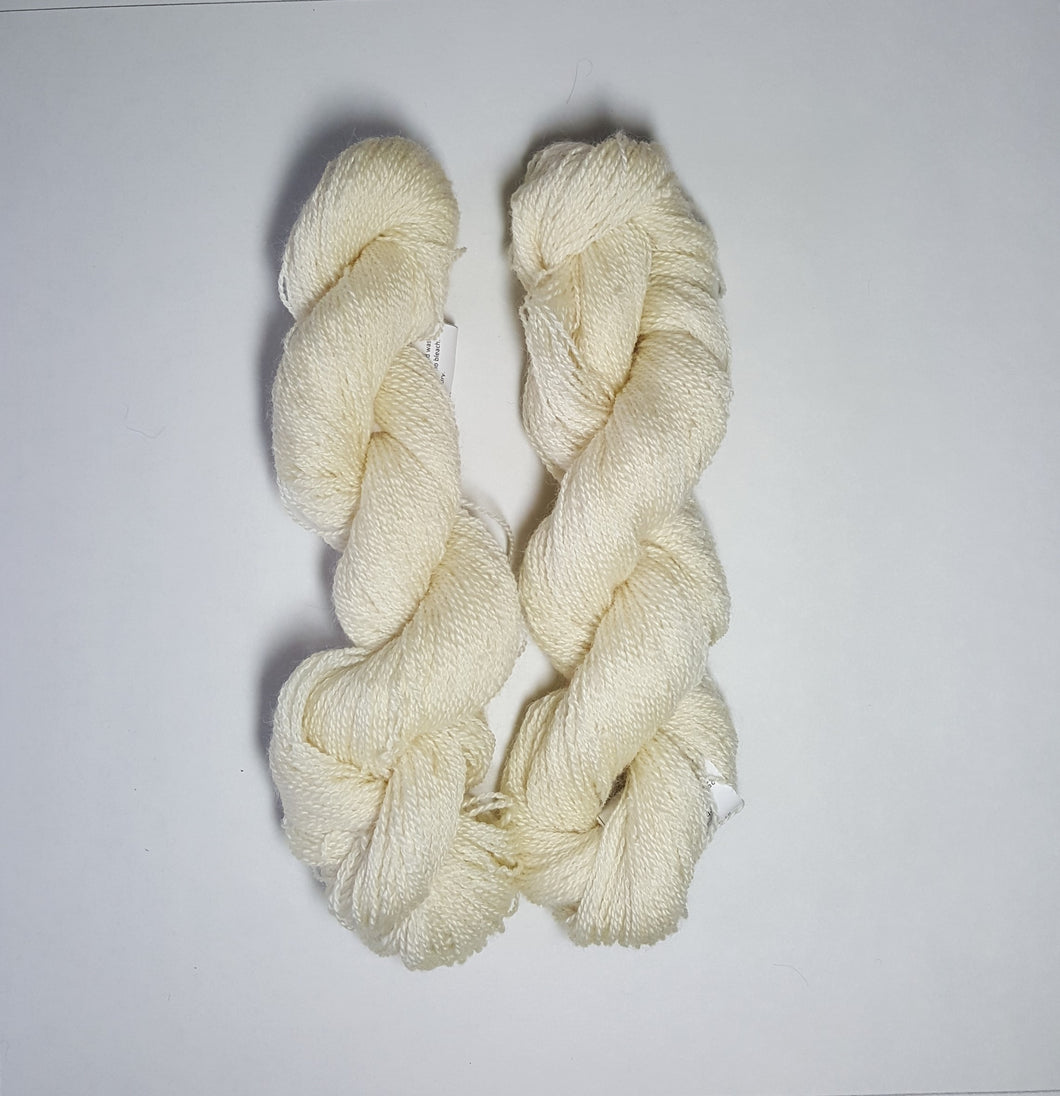 Coopworth/Mohair Fingering Yarn
