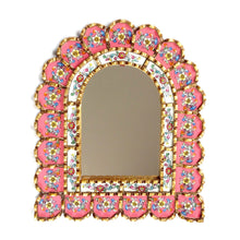 Load image into Gallery viewer, Handcrafted arch shaped mirror - Asiri rosa