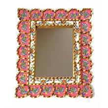 Load image into Gallery viewer, Handcrafted mirror MI06 - 13x15 inch (34x40cm)