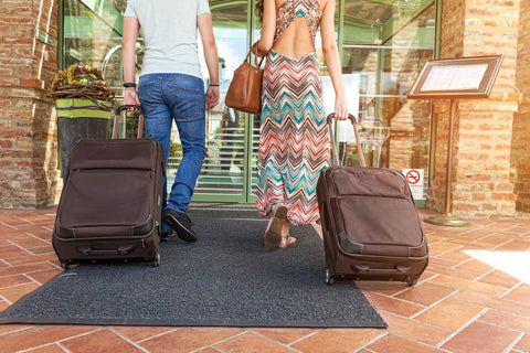 travel safety at hotels