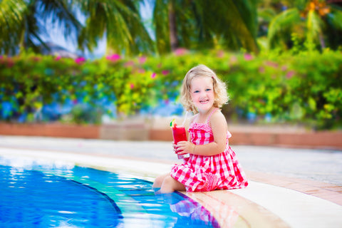 travel safety at the pool