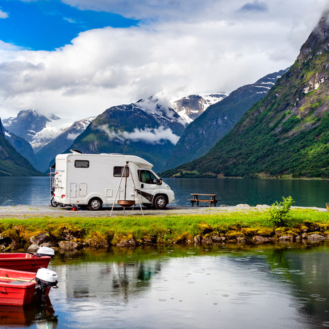 RV vacations are ideal for safer travel