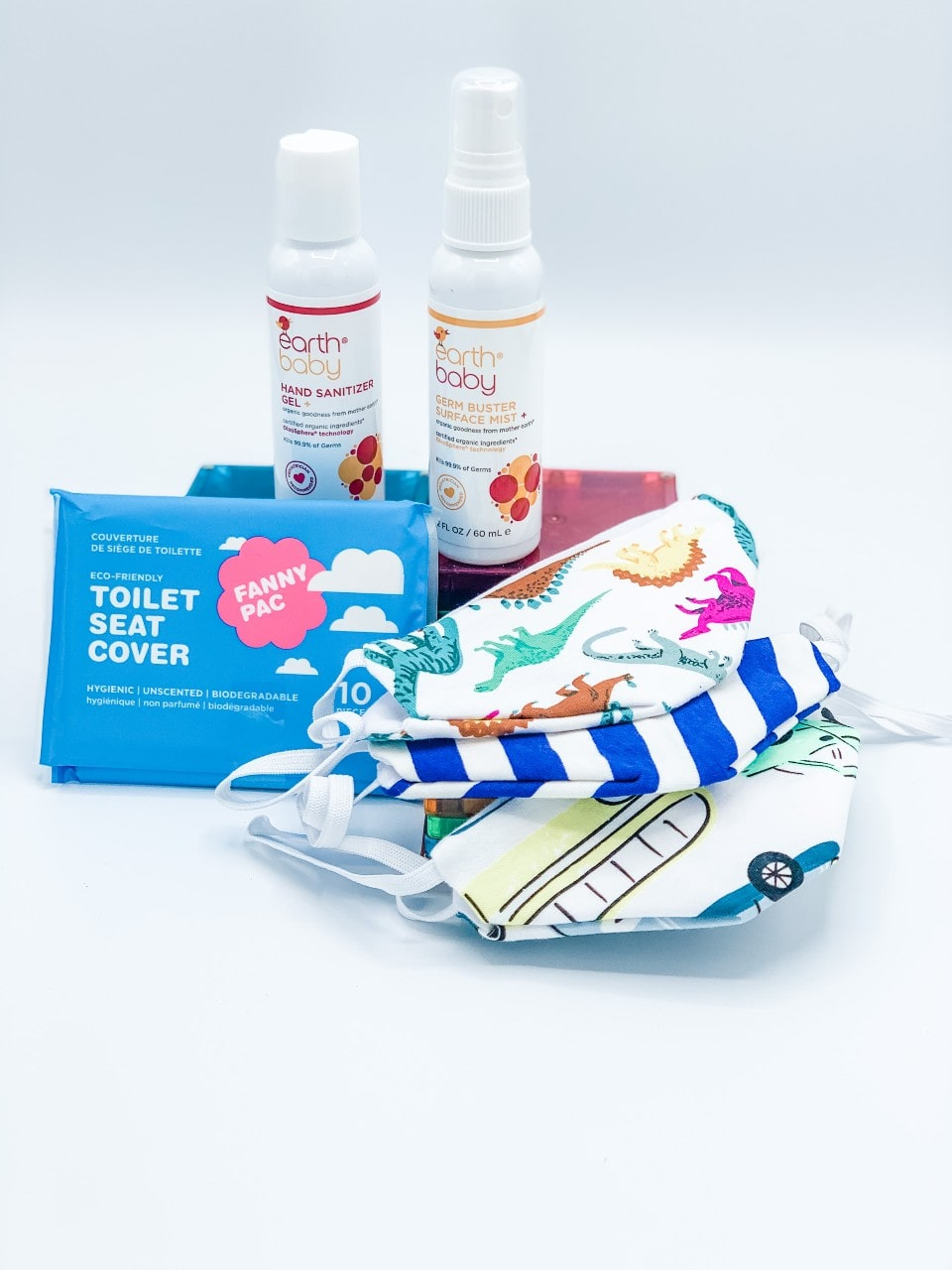 B. Ready Child Safety Pack for Boys