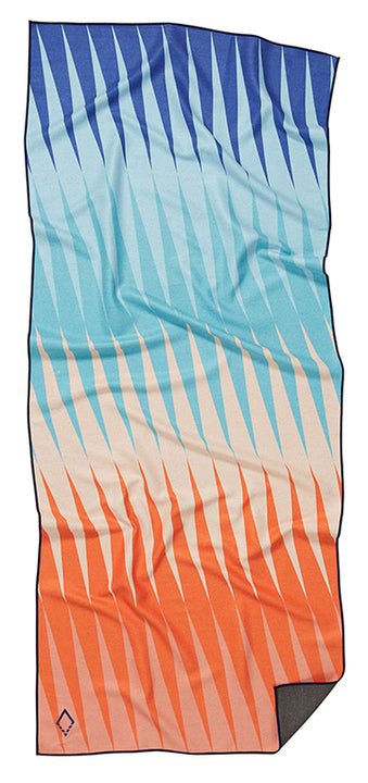 Quick Drying Travel, Yoga and Beach Towel from B. Ready