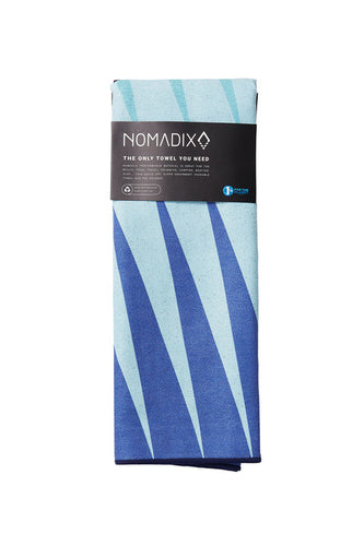Nomadix quick drying beach, yoga and travel towel