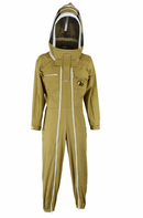 Astronauts' Beekeeping ventilated suit