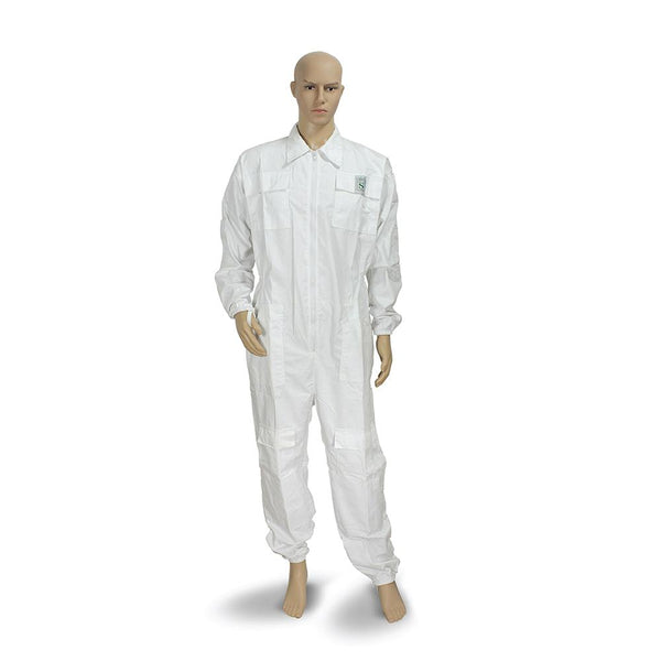 White Beekeeping Suit Without Hood