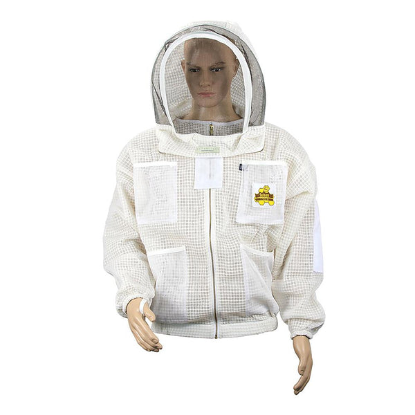 Ultra Breeze Round Mask Beekeeping Jacket