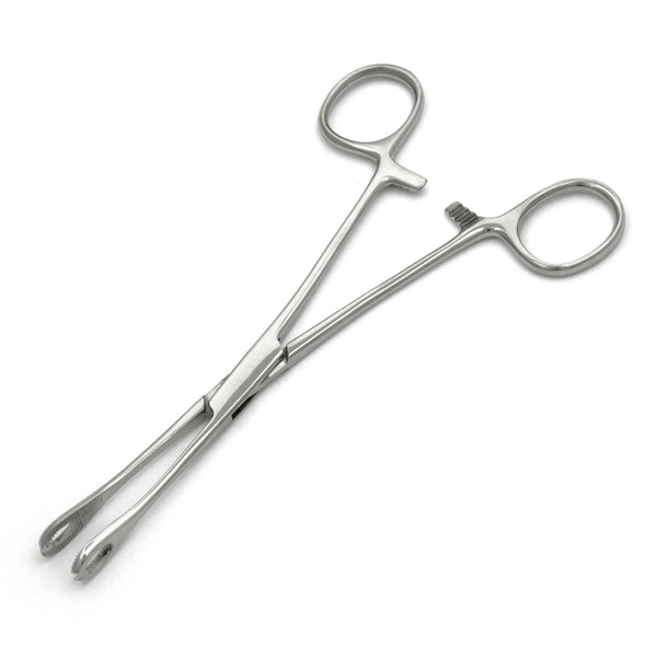 Mini Pliers Forester Open Oval Tips 6.5 Inch Body Piercing Tool - HugeCARE Srl