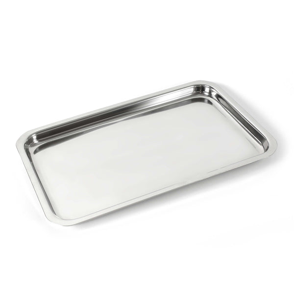 Instruments Tray Stainless Steel Polished Finish - HugeCARE Srl