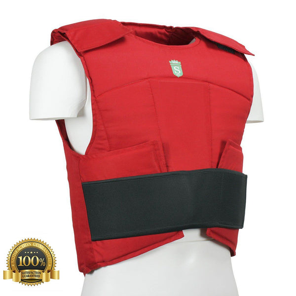 Go Karting Chest Rib Protector Vest Riders Safety Jacket Body Armour - HugeCARE Srl