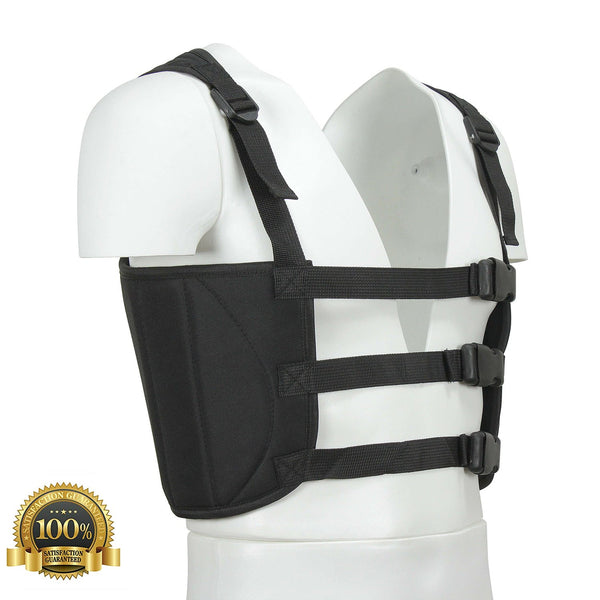 Go Karting Chest Rib Protector Brace Vest /Body Armour - HugeCARE Srl