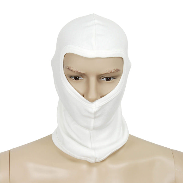 Open Face Balaclava Pure Cotton Face Mask - HugeCARE Srl