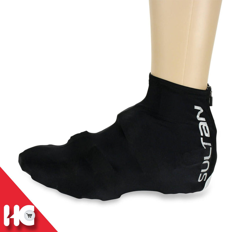 Cycling Overshoes MTB Mountain Bike Ultralight Waterproof Shoe Cover Lycra - HugeCARE Srl