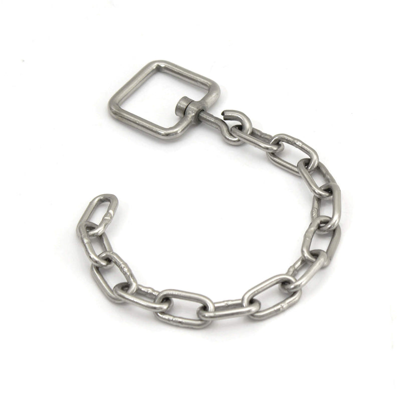 Chain With Eight Rings - HugeCARE Srl