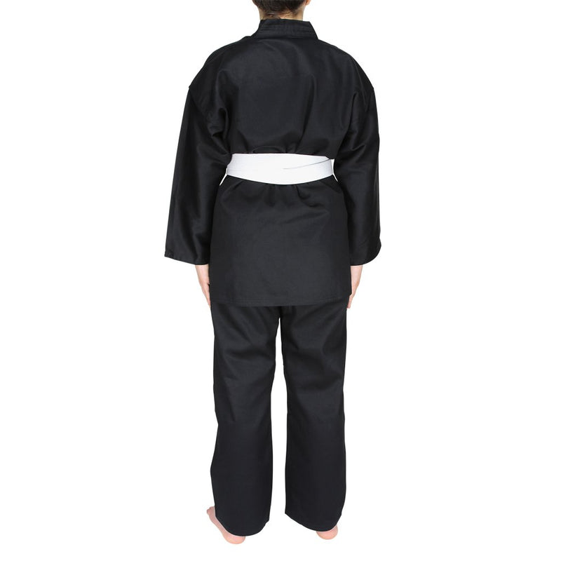 Top Quality Martial Arts Kids Karate Outfit 240G/ 8 oz - HugeCARE Srl