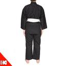 High-Quality Karategi Cotton Twill Karate Outfit 340/350G - HugeCARE Srl