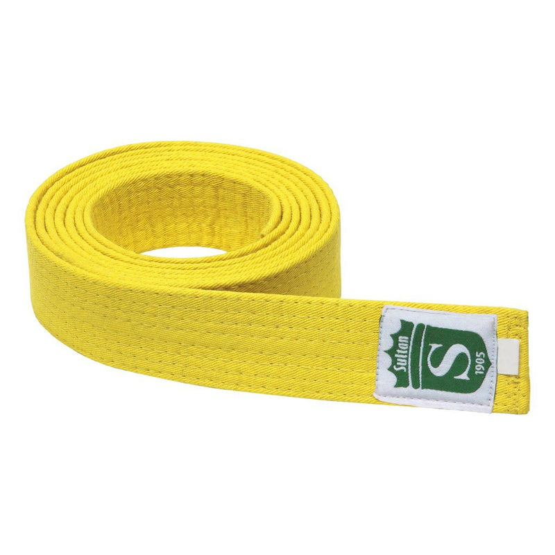 High-Quality Professional Martial Arts Standard Yellow Belt Online Sale - HugeCARE Srl