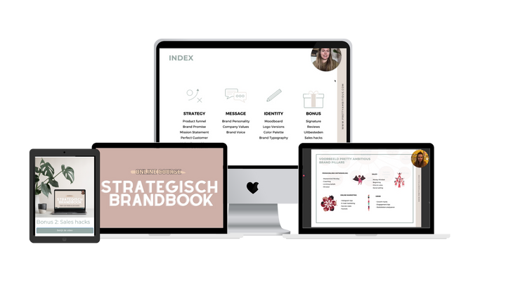 STRATEGISCH BRANDBOOK CURSUS