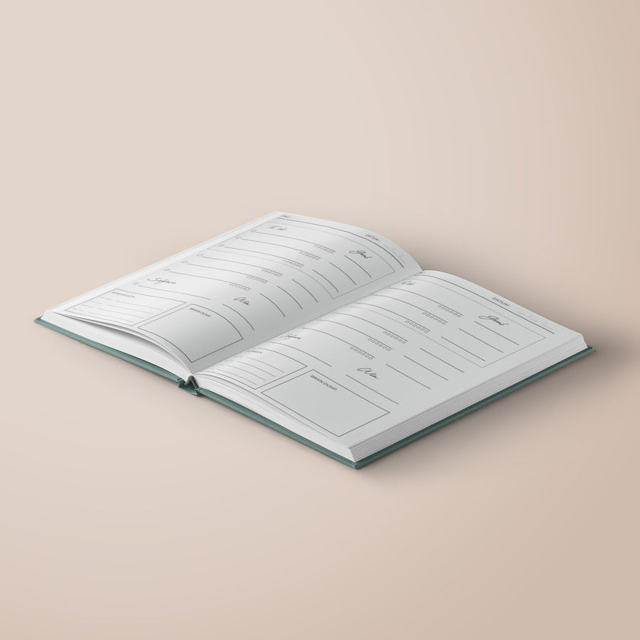 BUNDEL: #INSTAPRENEUR E-BOOK+ PRETTY PRODUCTIVE PLANNER + NOTEPAD