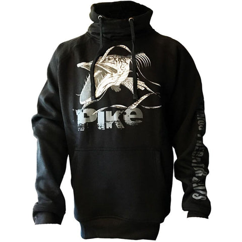 Hoody Angry skeleton pike