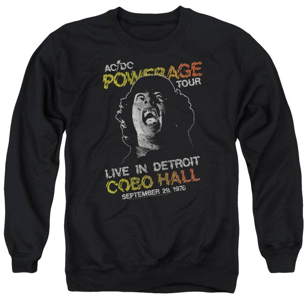 AC/DC Powerage Tour Sweatshirt - Rocker Merch