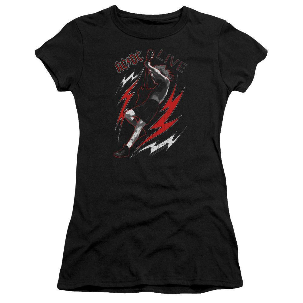 AC/DC Live Juniors T-Shirt - Rocker Merch